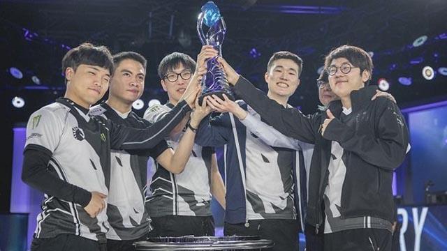 Các đội tham gia CKTG 2018 LMHT - Team Liquid