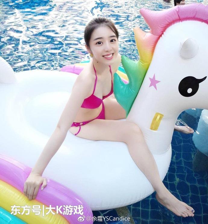 Candice: Nu MC quyen ru nhat cua LMHT Trung Quoc - 4