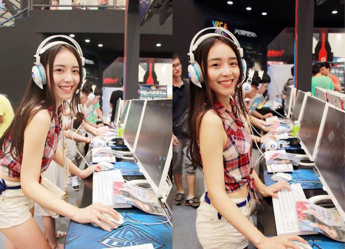 Candice: Nu MC quyen ru nhat cua LMHT Trung Quoc - 6