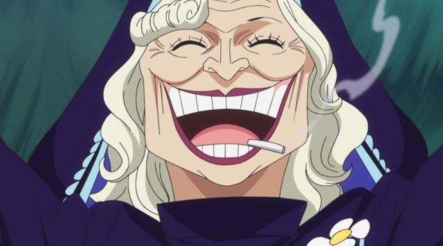 Diem danh 10 nhan vat lon tuoi nhat trong One Piece - Caramel