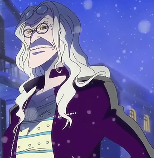 Diem danh 10 nhan vat lon tuoi nhat trong One Piece - Kureha