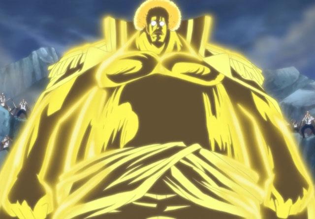 Diem danh 10 nhan vat lon tuoi nhat trong One Piece - Sengoku