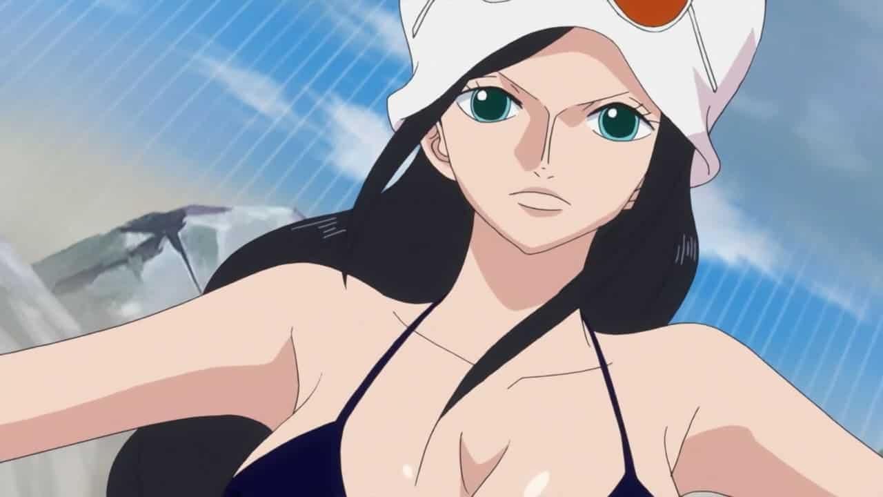 Top 10 my nhan tuyet sac trong the gioi One Piece - Nico Robin