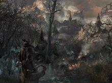 Top 10 tựa Game RPG cực hay dành cho PC - yharnam bloodborne
