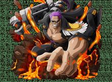 Top 5 Huyền thoại Hải Quân trong One Piece - Zephyr