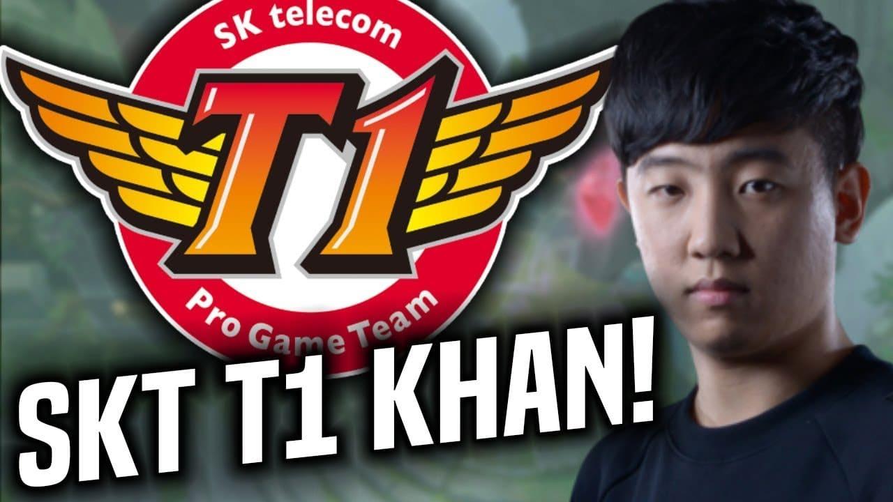 Khan chinh thuc gia nhap SKT T1, cung Faker xay dung de che moi