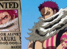 Top 5 hải tặc có số tiền truy nã cao nhất One Piece - Katakuri