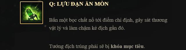 Bo ky nang Urgot - Q
