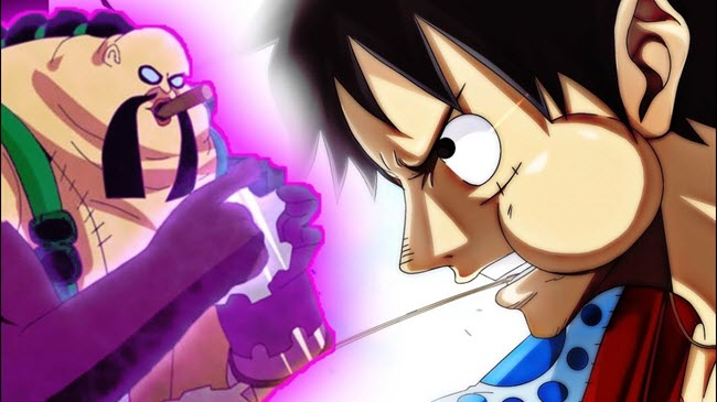 One Piece chap 936: Luffy tham gia giải Sumo địa ngục