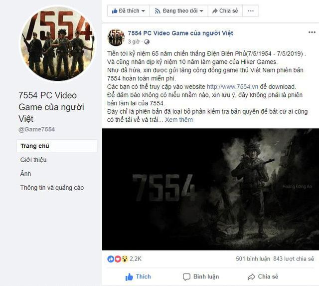 Game 7554 chien thang Dien Bien Phu cho choi mien phi - Hinh anh 2