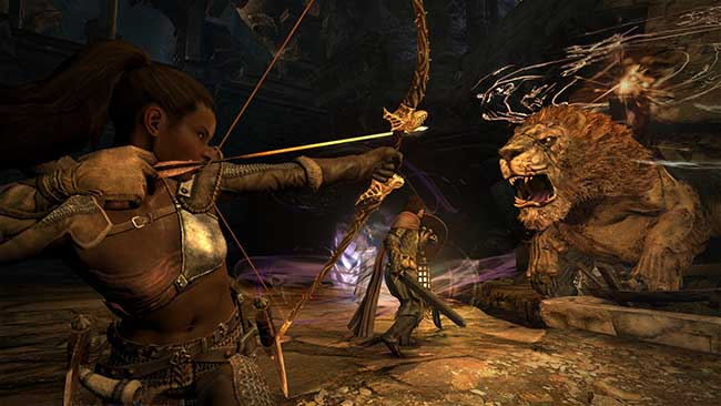 game 3d nhap vai offline - Dragon's Dogma Dark Arisen
