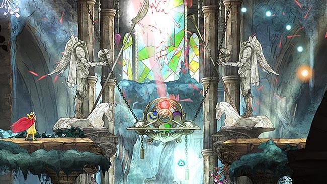 game 3d nhap vai offline - Child of Light