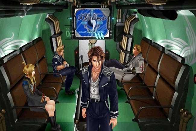 game 3d nhap vai offline - Final Fantasy VIII