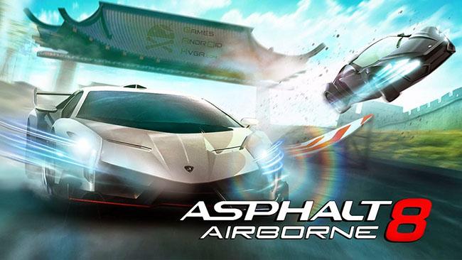 Game android offline hay - Asphalt 8: Airborne