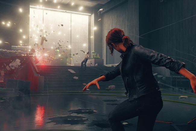 Những tựa game hay nhất năm 2019 - The Game Awards 2019 - Control