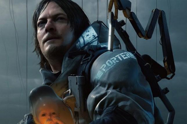 Những tựa game hay nhất năm 2019 - The Game Awards 2019 - Death Stranding
